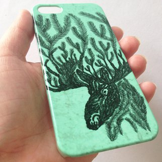 Moose phone case